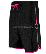 Specialized boardshorts 4way stretch high quality swimwear mens beach shorts for America market