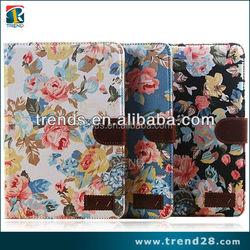 alibaba china retro leather flip case for ipad mini2