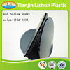 high quality Blue Color Esd AntiStatic PP corrugated sheet