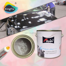 good adhesion applied directly applied in single application body filler 2.0kg/can