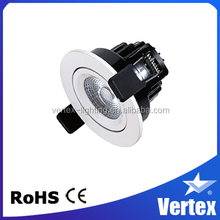 china factory China manufactured factory price 8w cob led fireproof downlight china led manufacturer