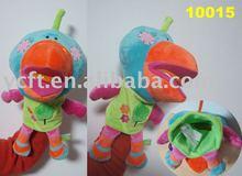 10015 De los animales títeres/marionetas a mano
