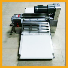 Hot Sale Top Table Small Bread Dough Sheeter Pizza Dough Roller Machine For Home Use