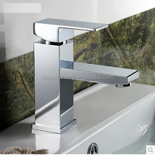 best brass bar square high quality bathroom faucet basin, heavy faucet