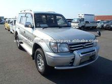 used car Toyota Land Cruiser Prado RZJ95