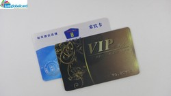 ISO14443A Compatible ISO standard nfc playing cards