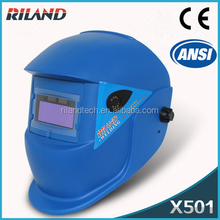 Riland High-Sensitivity Sensor Auto-Darkening welding helmet