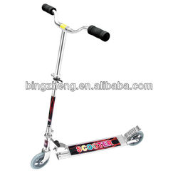 folding adult kick scooter with two big wheels DG-110