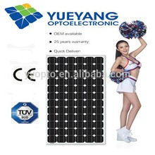 Chinese best price high quality 300watt mono crystal solar panels
