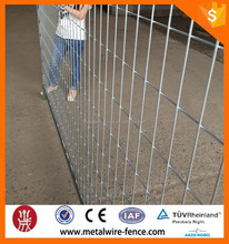 2015 Hot sales!! High quanlity and low price welded Australian Temporary Fencing