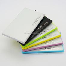 Fashion Custom power bank for digital camera with full capacity
