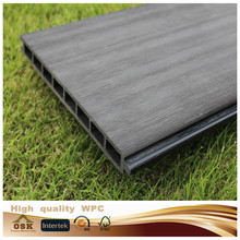 2015 hot sale wood plastic composite wall panel wpc cladding house decoration made in china zhejiang