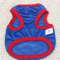 Summer Cooling Pet Mesh Quick Dry Vest Dog Nice Tank Tops