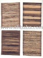 Handwoven blind craft