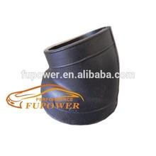 unión Yamaha de carburador a caja de filtro de aire, manga protectora DT400 1977-78 OE:1M2-14453-00 4x4