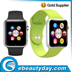 mobile phone watches with wifi smart watch for iphone6 and android smart phone