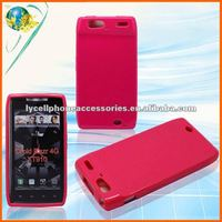 For Motorola Droid RAZR XT910 glitter powder tpu cell phone cover