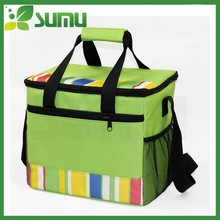Promotion travel cooler bag/insulated lunch cooler bag zero degrees inner cool