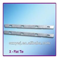 Korea flat tie (factory)