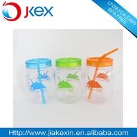 Wholesale custom mason jar 24 OZ for famouse advertising company