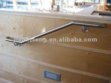light glass rail dimensions