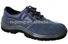 Best selling 2015 new design steel toe leather safety shoe