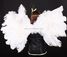 Hot sale feather angle wings for stage using