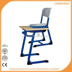 High School Single Furniture Table and Chair Sets