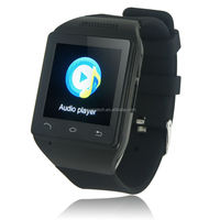 New fashion Android Smart Watch with 1.54 Inch touch screen watch tv cell phone