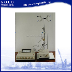 Manual Type Petroleum Products TAN TBN Titrator