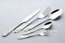 2012 newly design stainless steel cutlery set