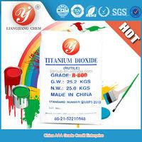 new product chloride process titanium dioxide TiO2 rutile As R902