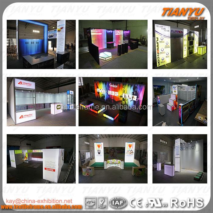 booth set