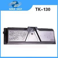 Kyocera printer cartridges TK-130 toner suitable for print machine FS1300D/1300DN/1350DN/1028MFP/1128MFP