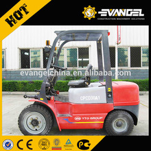 Heli 3 ton new forklift price CPCD30 / anhui heli forklift truck