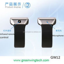 Green wing popular watch mobile, wrist watch with high quality