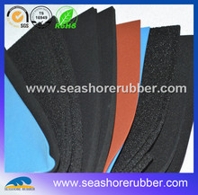 top quality neoprene/CR closed cell foam rubber sheet
