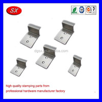 customized stainless steel flat coat hook bracktes bath towel hooks