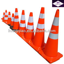 Reflective PVC Retractable Traffic Cone