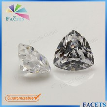 China Online Shopping White Diamond Price Per Carat White CVD Diamond for diamond dealers