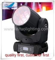 Free shipping (12 piece) High quality 12x10w beamled led moving head light stand