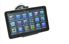 7 inch GPS navigation Touch Screen gps Touch Screen gps car128M RAM FM YF solution HD 800*480