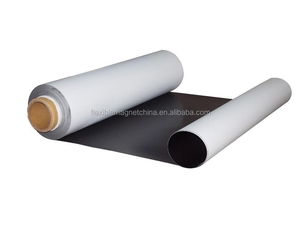 flexible en caoutchouc aimant autocollant magn tique feuille ou rouleau mat riaux magn tiques id. Black Bedroom Furniture Sets. Home Design Ideas