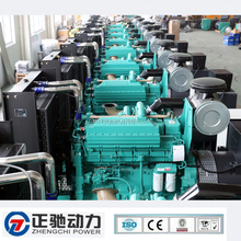 Three phase AC brushless synchronous generator from Chinese factory