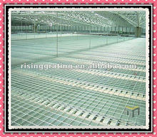 aluminum or low carbon steel grating ceiling joist