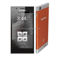 IN STOCK original Lenovo K900 32GB 5.5 inch 3G Android 4.2 Smart Phone, Intel Atom Z2580 Dual Core 2.0GHz, RAM: 2GB