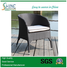 Wholesale Outdoor Furniture PE Rattan Patio dining chairs