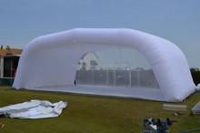Hot sale inflatable shelter, inflatable temporary car shelter