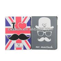 For ipad mini holster new mustache beard case