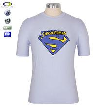China high quality fashionable super hero t shirt